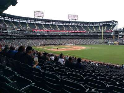 Guaranteed Rate Field section 112