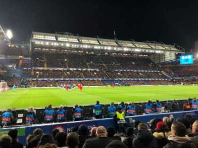 Stamford Bridge section West Stand Lower 8