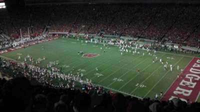 Camp Randall Stadium, section: BB, row: 25, seat: 26