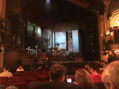 Walter Kerr Theatre section Orchestra L