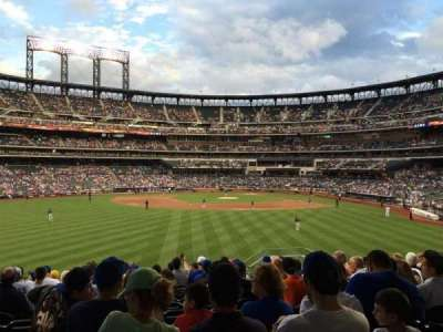 Citi Field, section: 137, row: 13, seat: 7