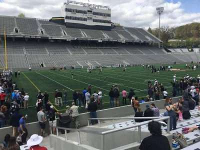 Michie Stadium, section: 32, row: M, seat: 17