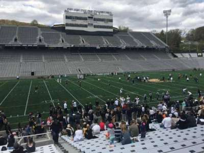 Michie Stadium, section: 31, row: X, seat: 17