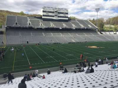 Michie Stadium, section: 31, row: CC, seat: 7