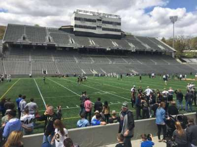 Michie Stadium, section: 31, row: F, seat: 4