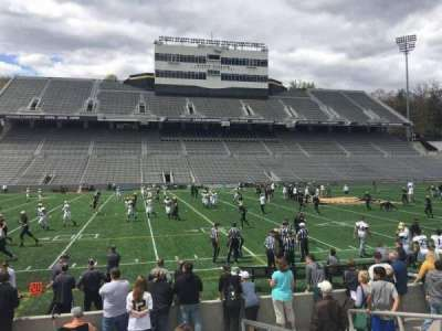 Michie Stadium, section: 30, row: M, seat: 17
