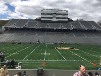 Michie Stadium, section: 29, row: K, seat: 17