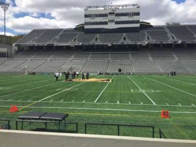 Michie Stadium, section: 28, row: C, seat: 17