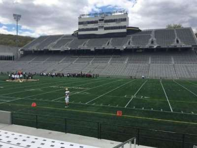 Michie Stadium, section: 26, row: K, seat: 14