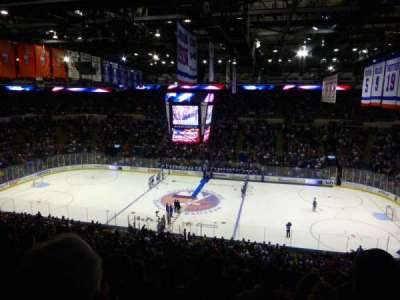 Nassau Veterans Memorial Coliseum, section: 302, row: J, seat: 5