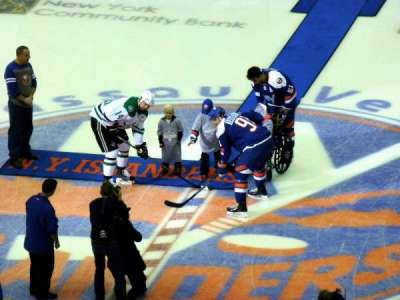 Nassau Veterans Memorial Coliseum, section: 302, row: J, seat: 5
