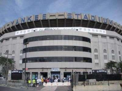 Old Yankee Stadium, section: Gate 4