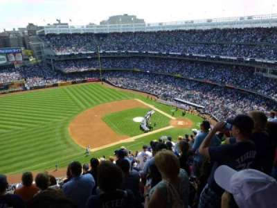 Yankee Stadium section 426