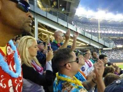 Yankee Stadium, section: 203, row: 8