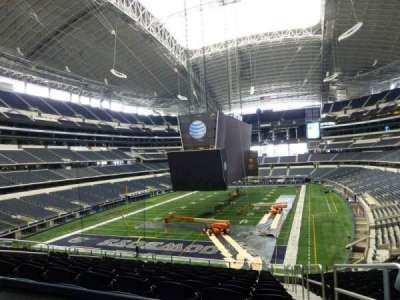 AT&T Stadium, section: 245