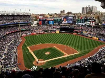 Yankee Stadium, section: 419, row: 12, seat: 16