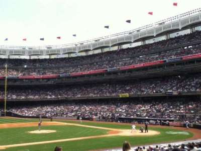 Yankee Stadium section 25