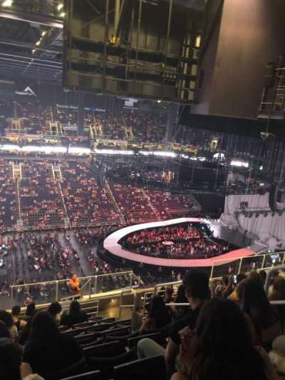 Talking Stick Resort Arena, section: 205, row: 14, seat: 5