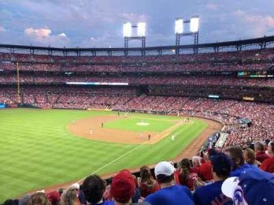 Busch Stadium, section: 267, row: 8, seat: 19