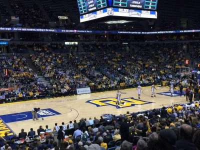 BMO Harris Bradley Center, section: 202, row: T, seat: 12