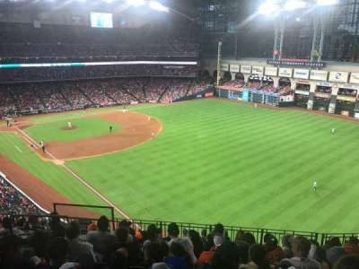 Minute Maid Park section 334
