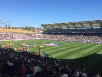 StubHub Center section 107