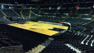 AT&T Center, section: 118, row: 25, seat: 5