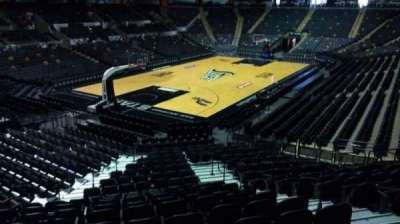 AT&T Center, section: 112, row: 18, seat: 6