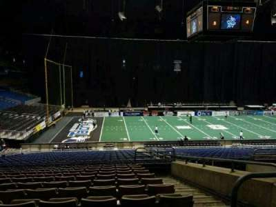 Alamodome, section: 103, row: 26, seat: 2