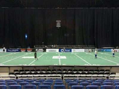 Alamodome, section: 101, row: 8, seat: 8