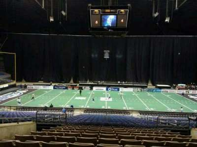 Alamodome, section: 101, row: 26, seat: 10