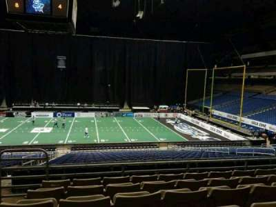 Alamodome, section: 144, row: 24, seat: 20