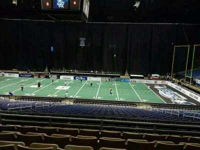 Alamodome, section: 143, row: 24, seat: 12