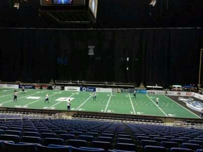 Alamodome, section: 144, row: 26, seat: 12