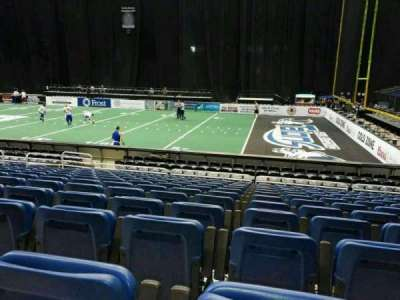 Alamodome, section: 143, row: 14, seat: 12