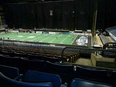 Alamodome, section: 141, row: 30, seat: 2
