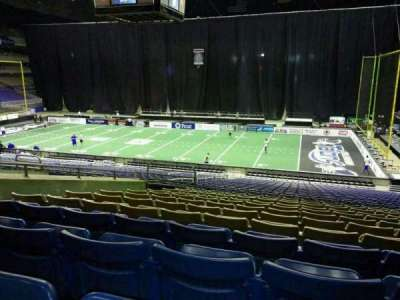 Alamodome, section: 143, row: 30, seat: 14