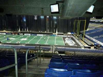 Alamodome, section: 143, row: 35, seat: 24