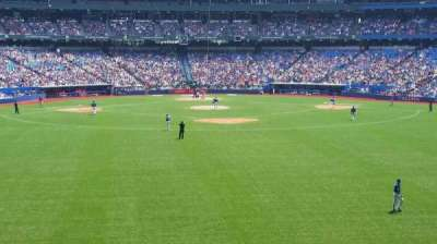 Rogers Centre, section: 101, row: 12, seat: 12