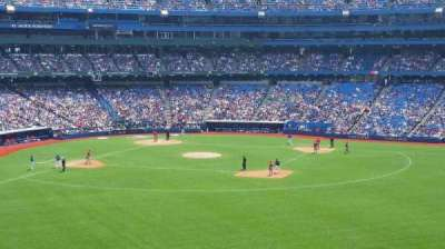 Rogers Centre, section: 205, row: 11, seat: 104