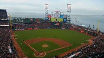 AT&T Park, section: 314, row: 14, seat: 6