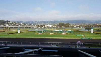 Golden Gate Fields, section: 324, row: A, seat: 1