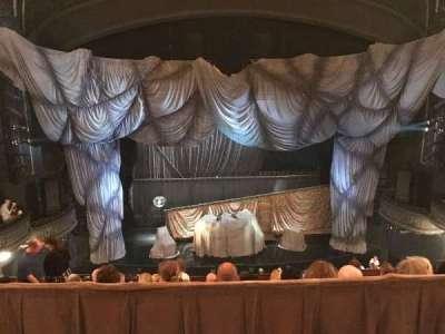 Majestic Theatre section Rear Mezzanine LC