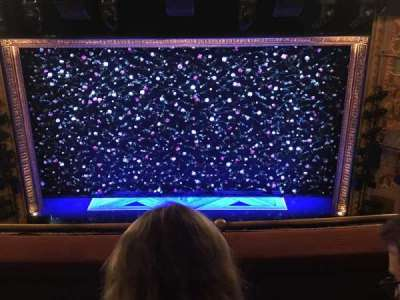 Longacre Theatre, section: Balcony C, row: C, seat: 106