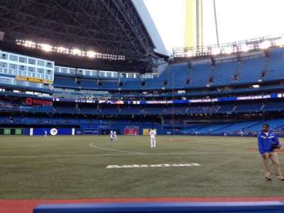Rogers Centre, section: 128R, row: 2, seat: 10
