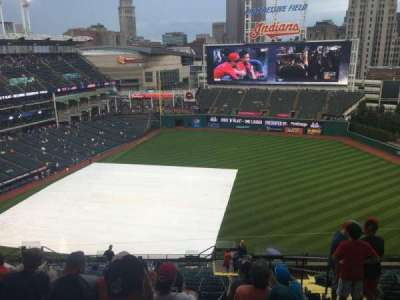Progressive Field section 434