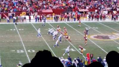 FedEx Field section 222