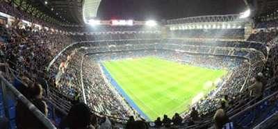 Santiago Bernabéu Stadium section 516