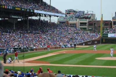 Wrigley Field, section: 129, row: 12, seat: 101