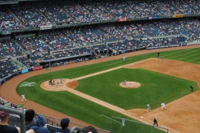Yankee Stadium section 312